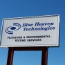 Photo of New Blue Heaven Technologies Sign