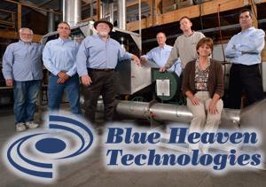 The Blue Heaven Crew Group Photo